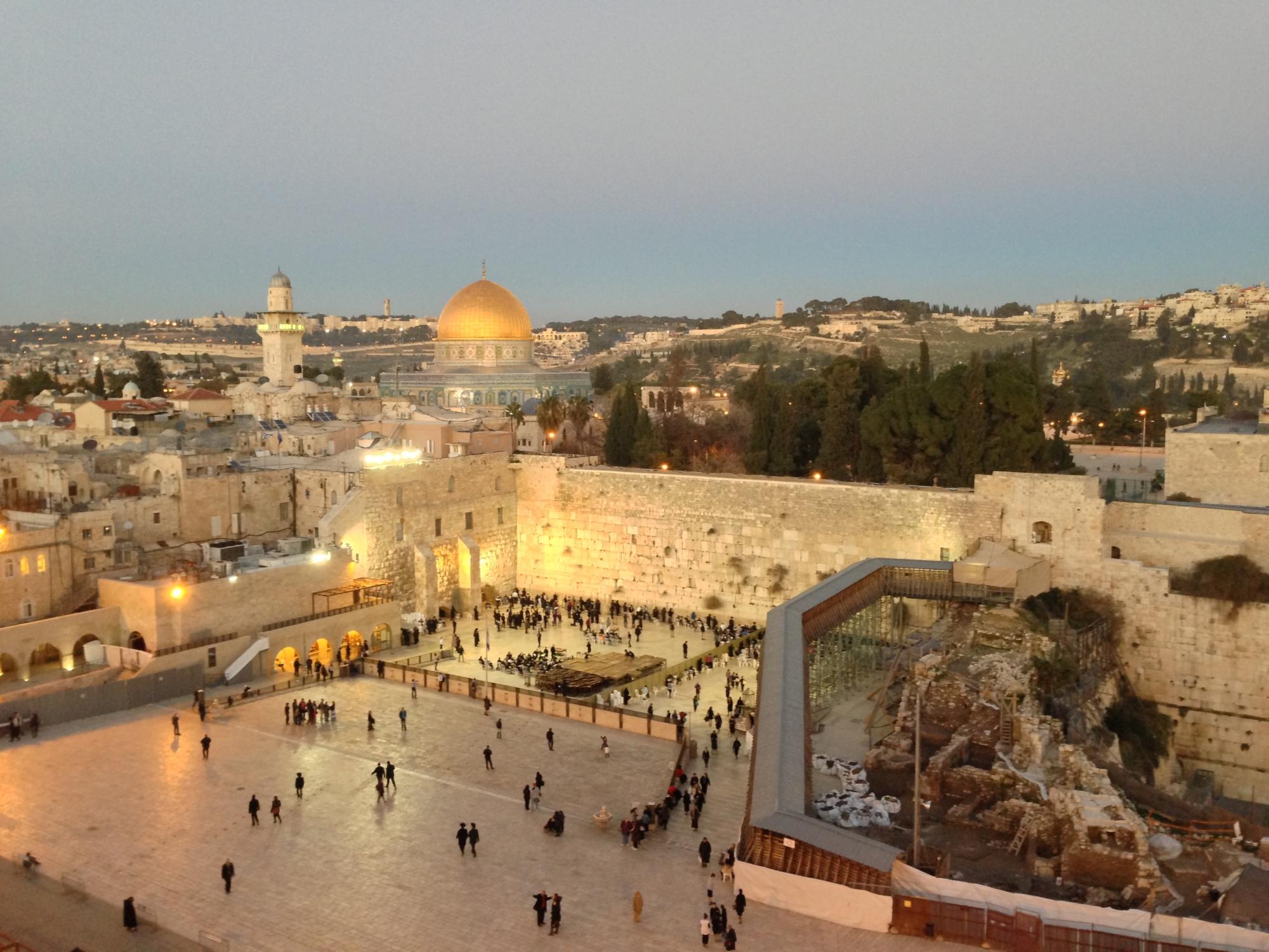 israel-footage-jerusalem