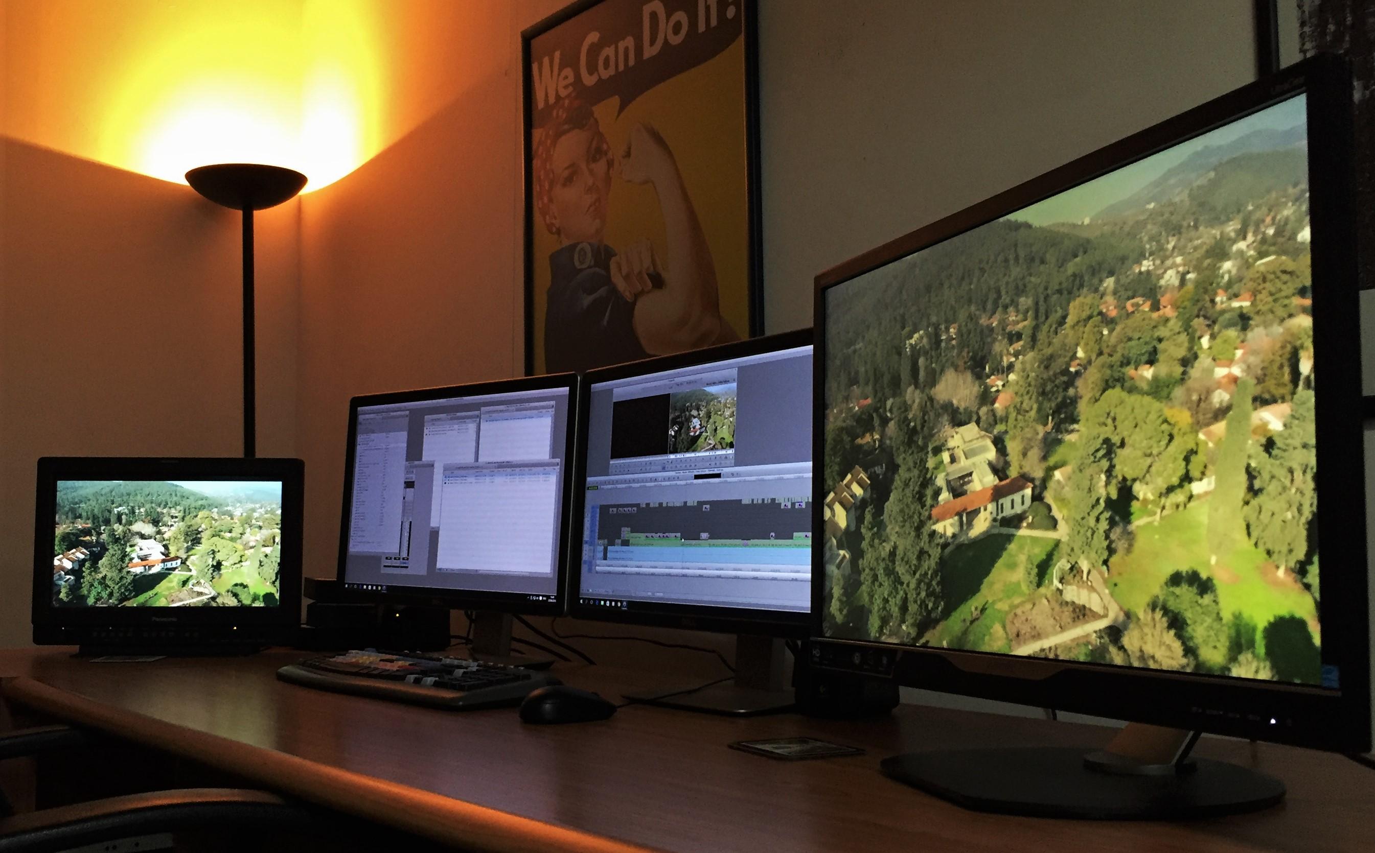 4K Edit suite in Israel